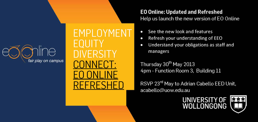 Invitation EO Online Launch